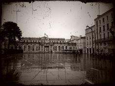 Hôtel de ville place Pey Berland