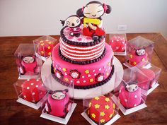 Bolo Pucca! (Pucca Cake!)