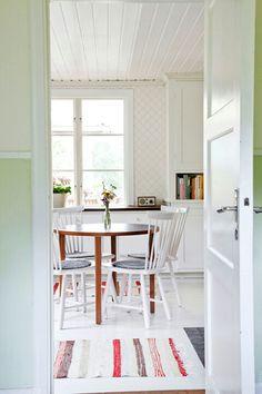 Swedish summer cottage