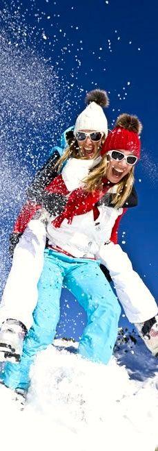 Ski and apres ski / karen cox.  après ski