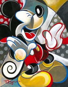 Knee Slapper: By Tim Rogerson  (Tim Rogerson is probably my favorite Disney artist.)