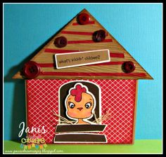 Pause Dream Enjoy: Miss Kate Cuttables & Peachy Keen Stamps Co-Hop Week!