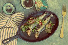 Sardines for refined food lovers!  #Herdmar #Samba #Gold #Sardines #avestirasuamesadesde1911 #dressingyourtablesince1911
