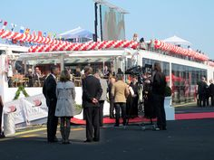 Join us live from Amsterdam on March 20, 2013 as we make river cruise history...again!