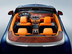 rolls royce releases the dawn: a luxury drophead coupé fit for four
