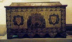 Italian Cassone in the Philadelphia Museum of Art.  late 15th century