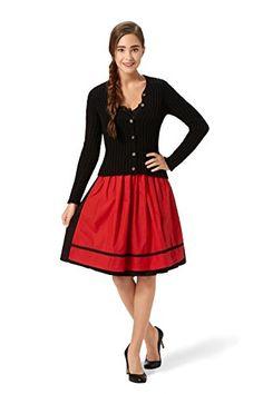 #Wiesn #Oktoberfest #Himmelreich-made in #Germany #Dirndl #Strickjacke mit #Zopfmuster #Damen #schwarz-34 Himmelreich-made in Germany Dirndl Strickjacke mit Zopfmuster Damen schwarz-34, , Made in Germany, nahtlos an einem Stück gestrickt, klassisch zum Dirndl oder zur Lederhose - jedoch auch ein Blickfang bei Jeans und Rock, in unserem AMAZON-Shop finden Sie auch: passende Dirndl, Blusen, Schürzen, Unterröcke, Taschen, (Trachten-) Schmuck etc.,