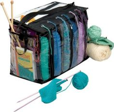 Yarn Tote by Miles Kimball: Home & Kitchen