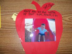 Apple craft foothillchristian.org
