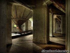 buffalo grain silos - matthew christopher murray's abandoned america