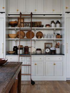 Luxury Home Interior .Luxury Home Interior Farmhouse Kitchen Cabinets, Farmhouse Style Kitchen, Kitchen Dining, Kitchen Cabinets Design, Modern French Kitchen, Industrial Farmhouse Kitchen, Modern Country Kitchens, French Kitchens, Kitchen Cabinet Styles