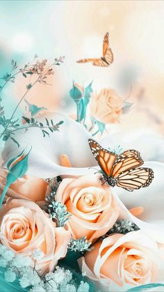 58 Ideas For Flowers Spring Wallpaper Colour - Bilder - Blumen Wallpaper Nature Flowers, Flower Background Wallpaper, Beautiful Flowers Wallpapers, Scenery Wallpaper, Flower Backgrounds, Pretty Wallpapers, Flower Images Wallpapers, Floral Wallpapers, Beautiful Nature Wallpaper