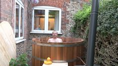 In this Video Craftsmen Tom Green demonstrates how to Build a Cedar Wood Hot Tub. We follow the process starting with a plank of cedar wood through to the co...