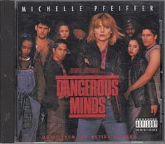 Dangerous Minds Music From The Motion Picture CD (Parental Advisory)