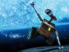Wall-E :) coz baby you're a firework!
