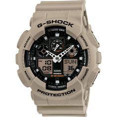 Love the color of this G-Shock GA100SD