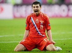 Alan Dzagoev scores twice for Russia - RUS 4-1 CZE
