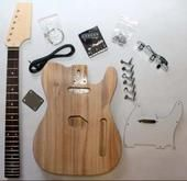 Build Your Own Guitar Kit I Stratocaster