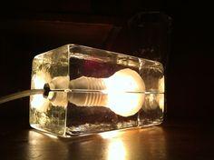 Block lamp by Harri Koskinen for Design House Stockholm.