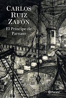 Cazafantasía: El príncipe de Parnaso #Carlosruizzafón