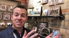 Tim Holtz gives us a tour of Sizzix products and projects - Creativation...