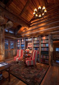 My Dream House Assembly Required Cozy Edition 33 Photos Log Cabin Livinglog
