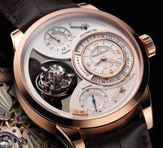 ce88b73f06c Le Jaeger-LeCoultre Duometre Spherotourbillon élu Montre de l Année - The  Watch Observer. Relógios ChiquesRelógios ...