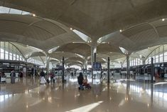 Queen Alia International Airport,© Nigel Young / Foster + Partners