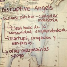 Disruptive Angels Conectan Capital Privado y Ecosistema Emprendedor, simplificando el intercambio. Noches de Pitcheo y Disruptive Weekend son un par de ejemplos de sus eventos. - Blog Emprendedor Regia Observa Rutas