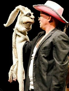 Puppet by Figurentheater Wilde & Vogel