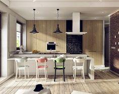 Kuchnia styl Industrialny - zdjęcie od KAEEL.GROUP | ARCHITEKCI