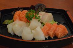 Sashimi Sashimi, Ethnic Recipes, Food, Essen, Meals, Yemek, Eten