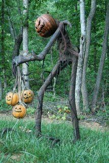 23 halloween diy outdoor decoration ideas outdoor halloween img5006g workwithnaturefo