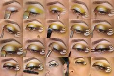 Fall Color Pop-Makeup Tutorial with @nalbantova >> Visit site for details  #bbloggers #youtubers #beauty #eye #howto #makeup #tutorial #pictorial #fall #autumn #holiday