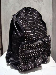 Undercoverism Studded Backpack