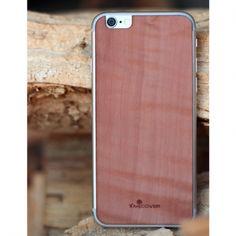 Drevená dyha pre iPhone 6/6s TMcover - Jarabina