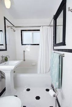 Good Home Construction's Renovation Blog: Pro Pictures of the 1940s Bathroom