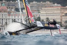 FRANCIA: Extreme Sailing Series 2014 - Niza. Acto 7