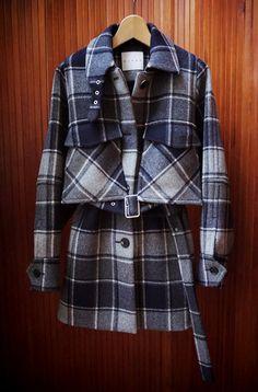 ...lancah Coat, Jackets, Fashion, Down Jackets, Moda, Sewing Coat, Fashion Styles, Peacoats, Fashion Illustrations