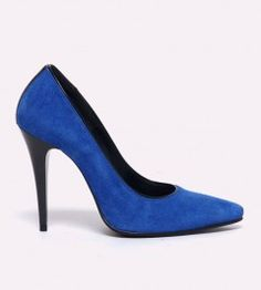 Pantofi dama Stiletto de piele Bernice II