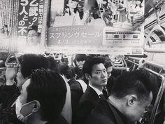 Tokio Tipps – 7 Dinge, die Ihr nicht verpassen dürft: Szene on Tokioter U-Bahn