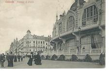 OOSTENDE - KURSAAL & DIGUE. VERSTUURD 1908