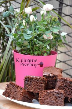 Polish Recipes, Polish Food, Nutella, Food And Drink, Cooking, Sweet, Plants, Cakes, Kochen