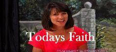 Today's Faith -Cheryl Brodersen :: Guests: Michelle Santana & Kristyn Smith