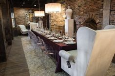 The Bedford Nashville Event Venue - Nashville, TN - Party Venue Party Venues, Event Venues, Outside Catering, The Bedford, Ceremony Seating, Indoor Outdoor Furniture, Soft Seating, Arched Windows, Historical Architecture