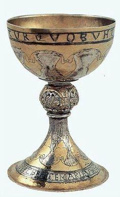 Ceremonia y rúbrica de la Iglesia española - Cálices hispanos históricos - Vasos sagrados