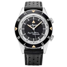 "Jaeger-LeCoultre Memovox ""Tribute to Deep Sea"" Automatic Steel (2028440)"