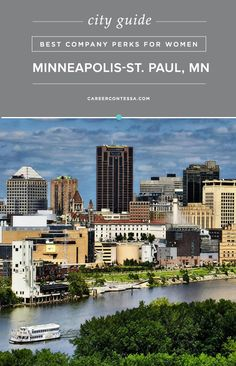 Your next #jobsearch should be in the #TwinCities—#1 city for women in the workforce, #4 for female #entrepreneurs. #JobHunt #NewJob #Perks #Benefits #Fortune500 #StPaul #Minneapolis #CityGuide