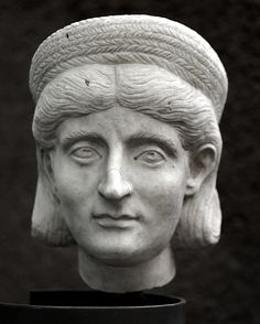 (c. 300-400 CE) Roman Woman