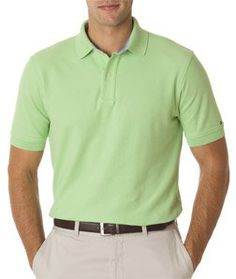 Tommy Hilfiger Mens Ivy Pima Pique Polo Shirt $29.99 - $49.99